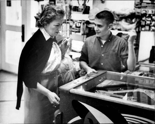 1950s-Pinball
