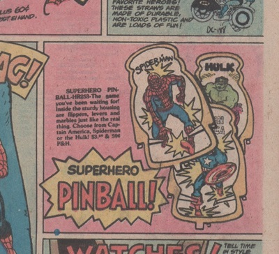 superheropinball